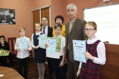 Эко уроки в 24 й школе г. Ставрополя
