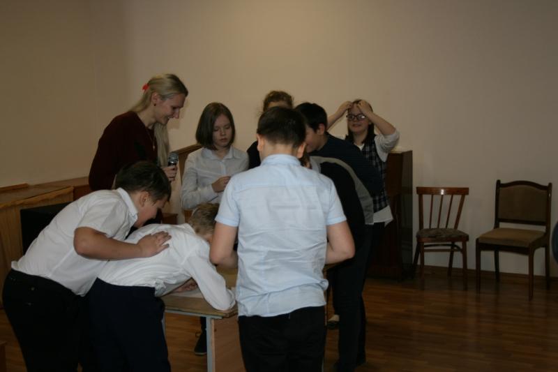 Эко уроки в 4 й школе г. Ставрополя