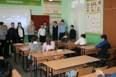 Эко уроки в селе Дивное Ставропольского края